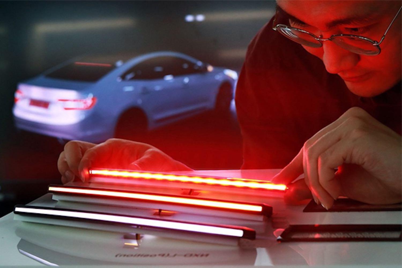 """LG Innotek entwickelt Automobil-Lichtmodul """"Nexlide-E"""""""